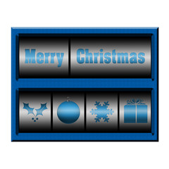 Augurio natalizio su rulli 3