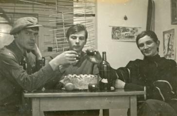 In the pub - circa 1965