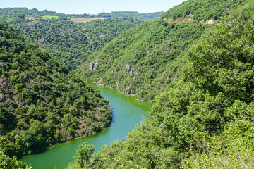 Valley of Tarn (Midi-Pyrenees)