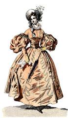 Elegance - 19th century
