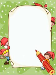 Christmas  blank
