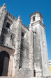 Ancient church of San Jose, Campeche (Mexico)