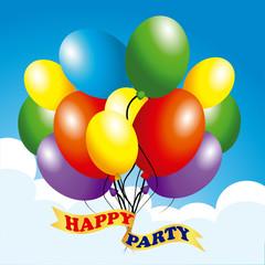 happy party design