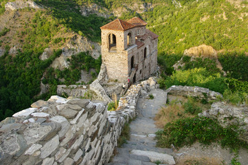 Chuch Of Assen's Fortress, Bulgaria