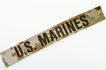 U.S. marines patch