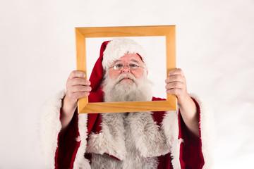 Babbo Natale con cronice