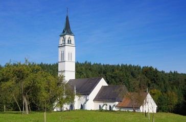 Steinparz Kirche - Steinparz church 01