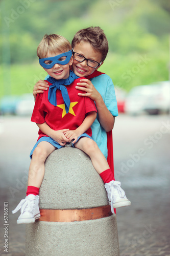 Super brothers