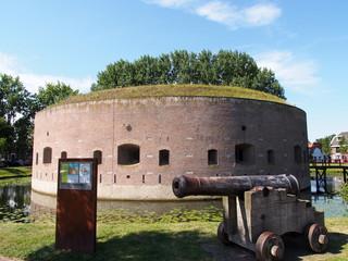 Weesp Fortress, Stelling van Amsterdam, Netherlands
