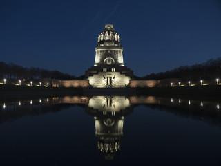Leipzig/Völkerschlachtdenkmal