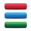 Empty buttons - red, green, blue
