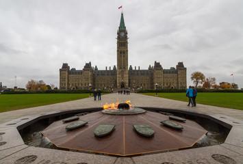 Canada Parliament House, Ottawa, Canada