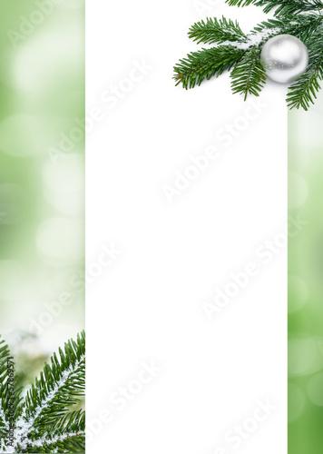 Frohes Fest, weihnachtlicher Hintergrund, Deko, Plakat