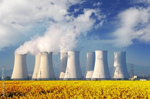 Nuclear power plant - 57871701