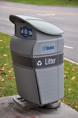 Toronto's recycle bin