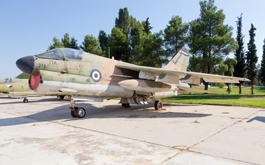 LTV A-7H Corsair II aircraft