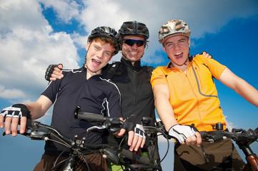 Mountainbike Spaß