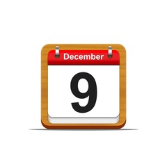 December 9.