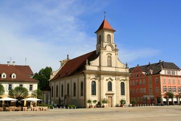 Dreieinigkeitskirche in Ludwigsburg