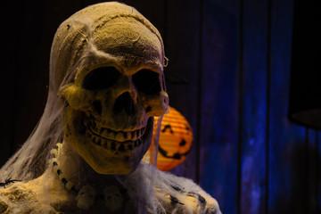 Skull of Halloween