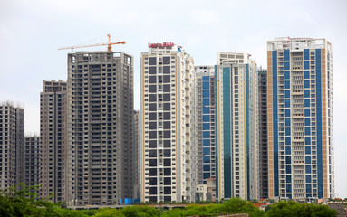 Hyderabad high rise apartments