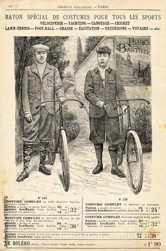 Costume de vélo - 57879776