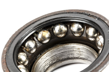 Old ball bearing