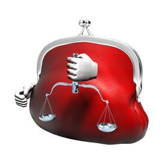 assess weigh judge