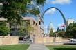 Downtown Saint Louis, Missouri