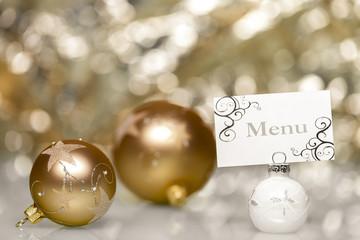 Weihnachtsmenu © Matthias Buehner