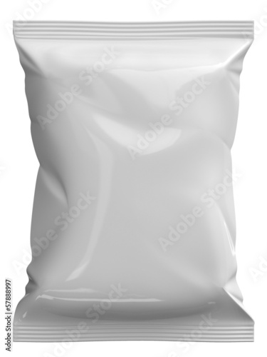 Clear Package Of Chips