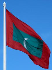 Malediven Flagge