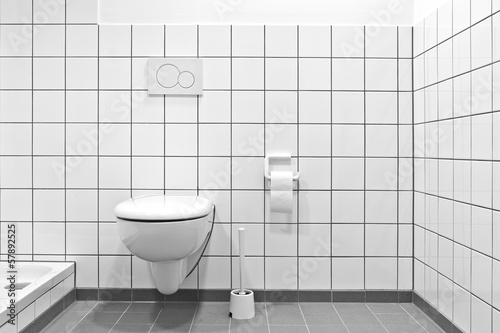 Toilette WC © Matthias Buehner