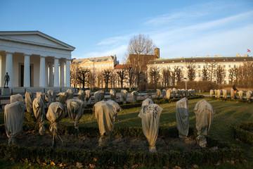 Temple of Theseus in Vienna