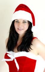 Sexy Miss Weihnachtsmann
