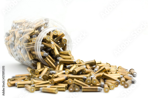 jar of bullets