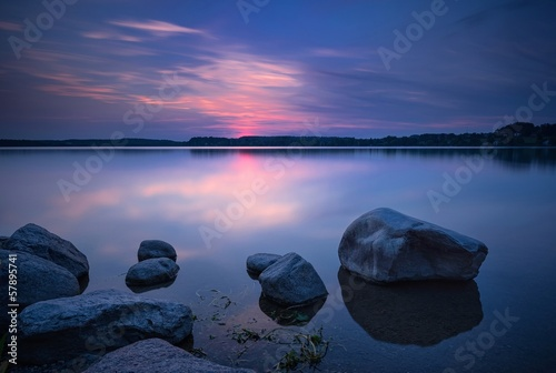 canvas print picture Ammersee