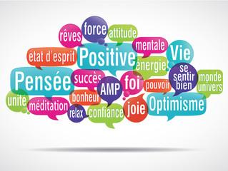 nuage de mots : pensée positive (cs5)
