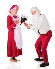 Santa Romancing