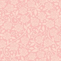 ピンクの薔薇の背景