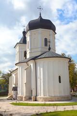 old moldavian monastery