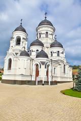 monastery Capriana from Moldova