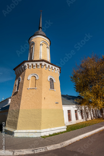 The Monastery, Russia, Architecture
