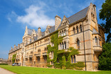 Christ Church College. Oxford, UK