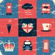 London Symbols Vintage Collage