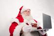 Babbo Natale compra online