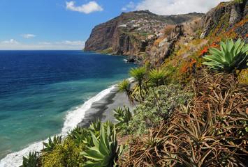 Cliff Cabo Girao (Madeira, Portugal) 03