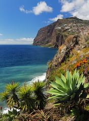 Cliff Cabo Girao (Madeira, Portugal) 02