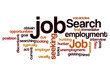 job search seeking employment concept background