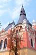 Romania - Oradea - Greec catholic bishop palace